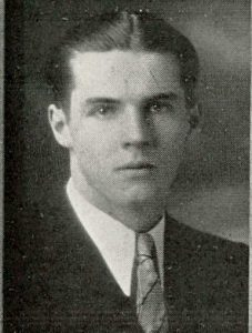 Rolland Cronk Portrait