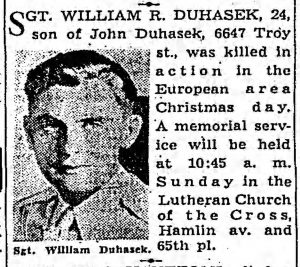 Duhasek, William R. (IL); Chicago_Tribune_Wed__Jan_24__1945_