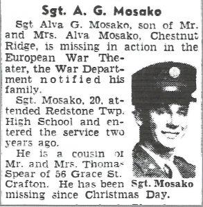 Sgt.Mosako