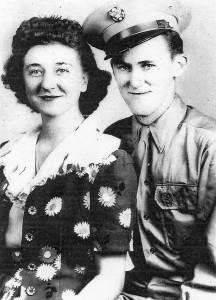 W.F. Smith & wife