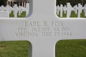 E. Fox Cross