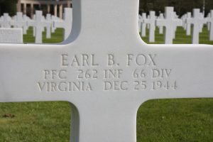 E. Fox Cross