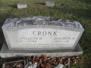 cronkstone