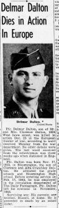 Dalton, Delmar (IL); The_Pantagraph_Tue__Jan_16__1945_