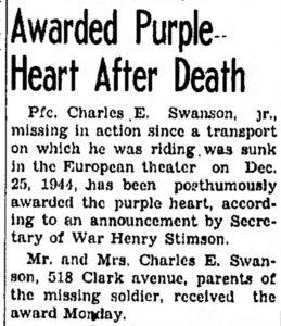 Swanson, Charles E. (IA); Council_Bluffs_Nonpareil_Tue__May_1__1945_